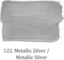 L'Authentique Metallic Zilver