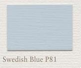 Painting the Past P81 Swedish Blue