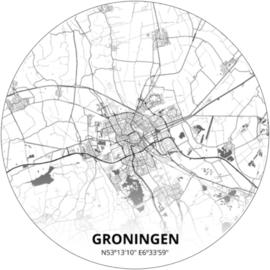 Noordwand City Circles 145 cm Groningen
