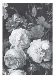 KEK Amsterdam Golden Age Flowers WP-585, WP-586, WP-587