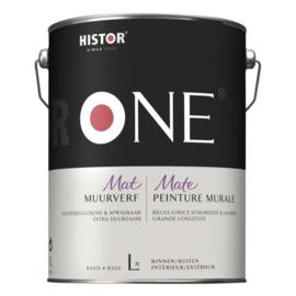 HistorONE muurverf Mat 5 liter