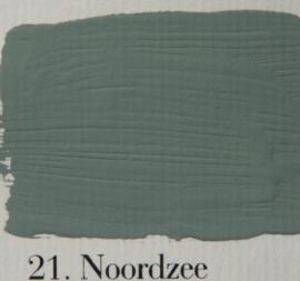 L'Authentique 21 Noordzee