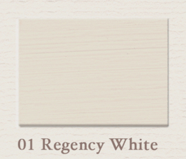 Painting the Past 01 Regency White