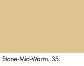 Little Greene verf Stone-Mid-Warm 35