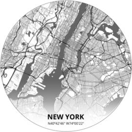 Noordwand City Circles 145 cm New York