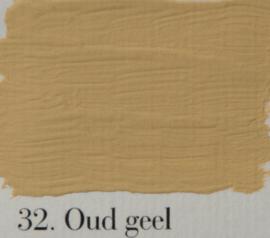 L'Authentique 32 Oud geel