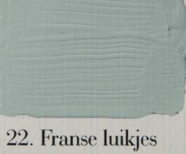 L'Authentique 22 Franse luikjes