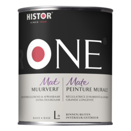 HistorONE muurverf Mat 1 liter