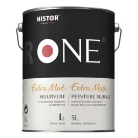 HistorONE muurverf Extra Mat 5 liter