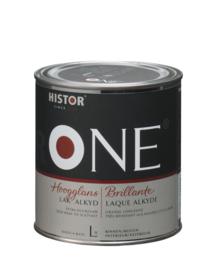 HistorONE hoogglans ALKYD 1 liter
