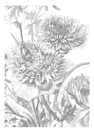 KEK Amsterdam Engraved Flowers WP-330, WP-672, WP-338