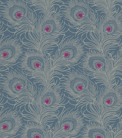 Little Greene Carlton House Terrace - Blue Plume