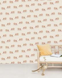 Creative Lab Amsterdam mural Safari King