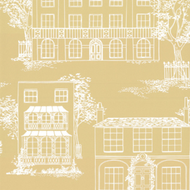 Little Greene Hampstead - Yellow Apple