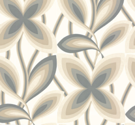 Little Greene Starflower - Platinum