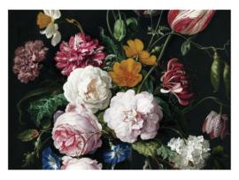 KEK Amsterdam Golden Age Flowers WP-222