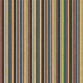 Little Greene behang Tailor Stripe - Bakerloo