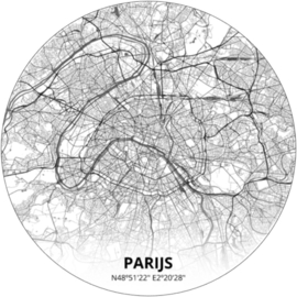 Noordwand City Circles 145 cm Parijs