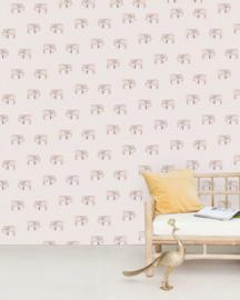 Creative Lab Amsterdam mural Safari Elephant