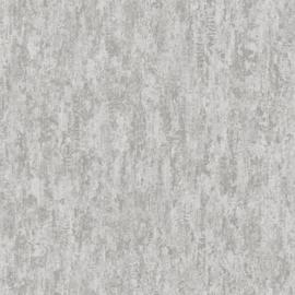 Dutch Wallcoverings Utopia behang Distressed Metallic Grey 91210