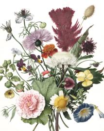 KEK Amsterdam Wild Flowers Wallpaper Panel PA-016