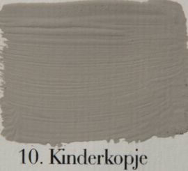 L'Authentique 10 Kinderkopje