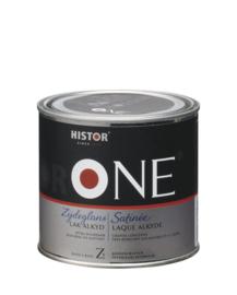 HistorONE zijdeglans ALKYD 0,5 liter