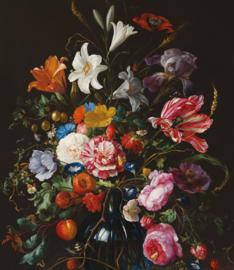 KEK Amsterdam Golden Age Flowers Wallpaper Panel BP-018