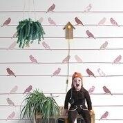 IK2031 Vogels roze