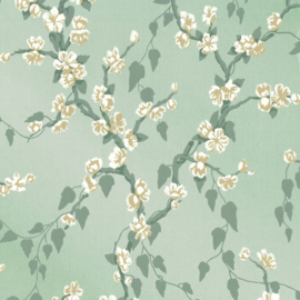 Little Greene Sakura - Aqua Lustre
