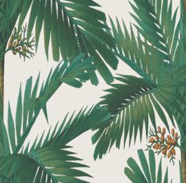 Rebel Walls behang Oddity Palm Spring - Pearl