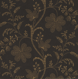 Little Greene Bedford Square - Ebony Gold