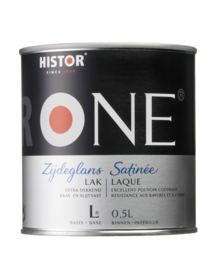 HistorONE zijdeglans ACRYL 0,5 liter