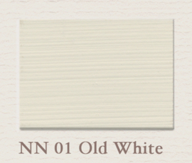 Painting the Past NN01 Old White