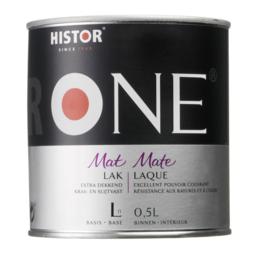 HistorONE mat ACRYL 0,5 liter