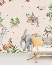 Creative Lab Amsterdam mural Elephant