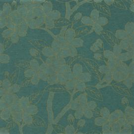 Camellia - Teal