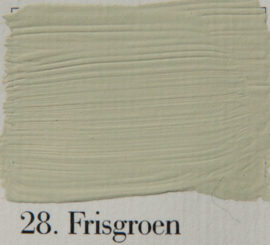 L'Authentique 28 Frisgroen