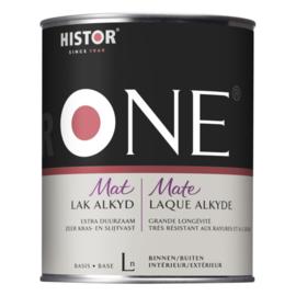 HistorONE mat ALKYD 1 liter
