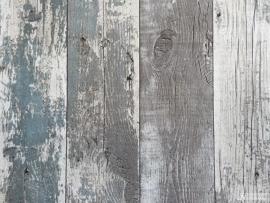 Noordwand Naturals hout @ beton look 68616