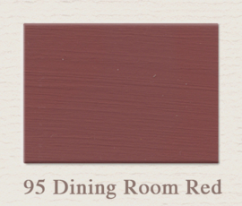 Painting the Past verf 95 Dining Room Red