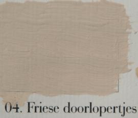 L'Authentique 04 Friese doorlopertjes