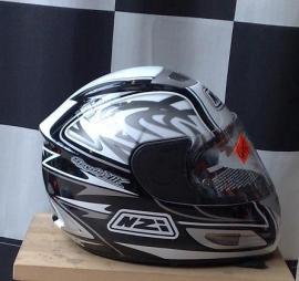Helm NZI Spyder III Bleutooth -M-