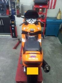 motor te koop: Honda CBR1000F (VERKOCHT)