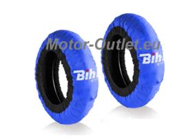 Bihr EVO2 Bandenwarmers blauw