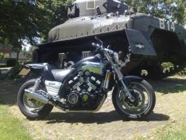 motor te koop: Yamaha V-max 1200 Special II(VERKOCHT)