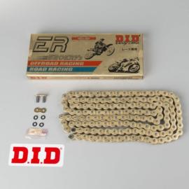ketting DID  - 520 ERV3Xring - (120schakels)tx4 gold >140pk