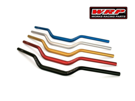 stuur aluminium  WRP street medium 22mm rood