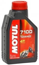 olie  Motul 7100 100% synthetisch10W60 1L