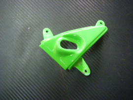 knipperlicht cover groen (voorkant) Links ZX6R 05-06
